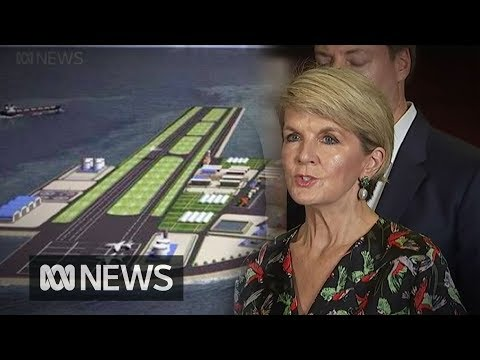 Australia's Foreign Minister warns China against militarising the South China Sea