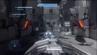 Halo 4 Broadsword Gameplay on Midnight