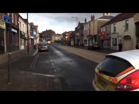 Attempted armed robbery in Rotherham