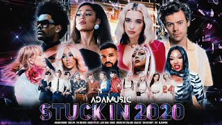 STUCK IN 2020 | A Year-End Megamix (Mashup of 100+ Songs) // by Adamusic