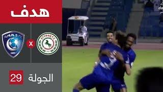 الهلال يُبطل ثلاثية حمد الله ويؤجل حسم الدوري السعودي للجولة الأخيرة