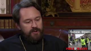 Митрополит Илларион: Варфоломей заставил Порошенко, обязать архиереев УПЦ участвовать в соборе