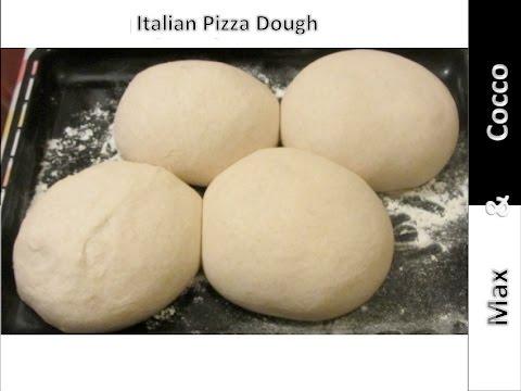 How to make Pizza Dough at Home – Italian Pizza Original