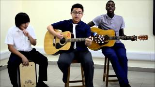 Busted Heart - For King and Country (Cover)