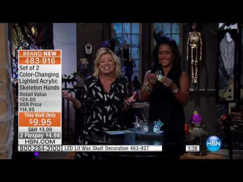 HSN | Halloween Decor 09.20.2016 - 03 PM