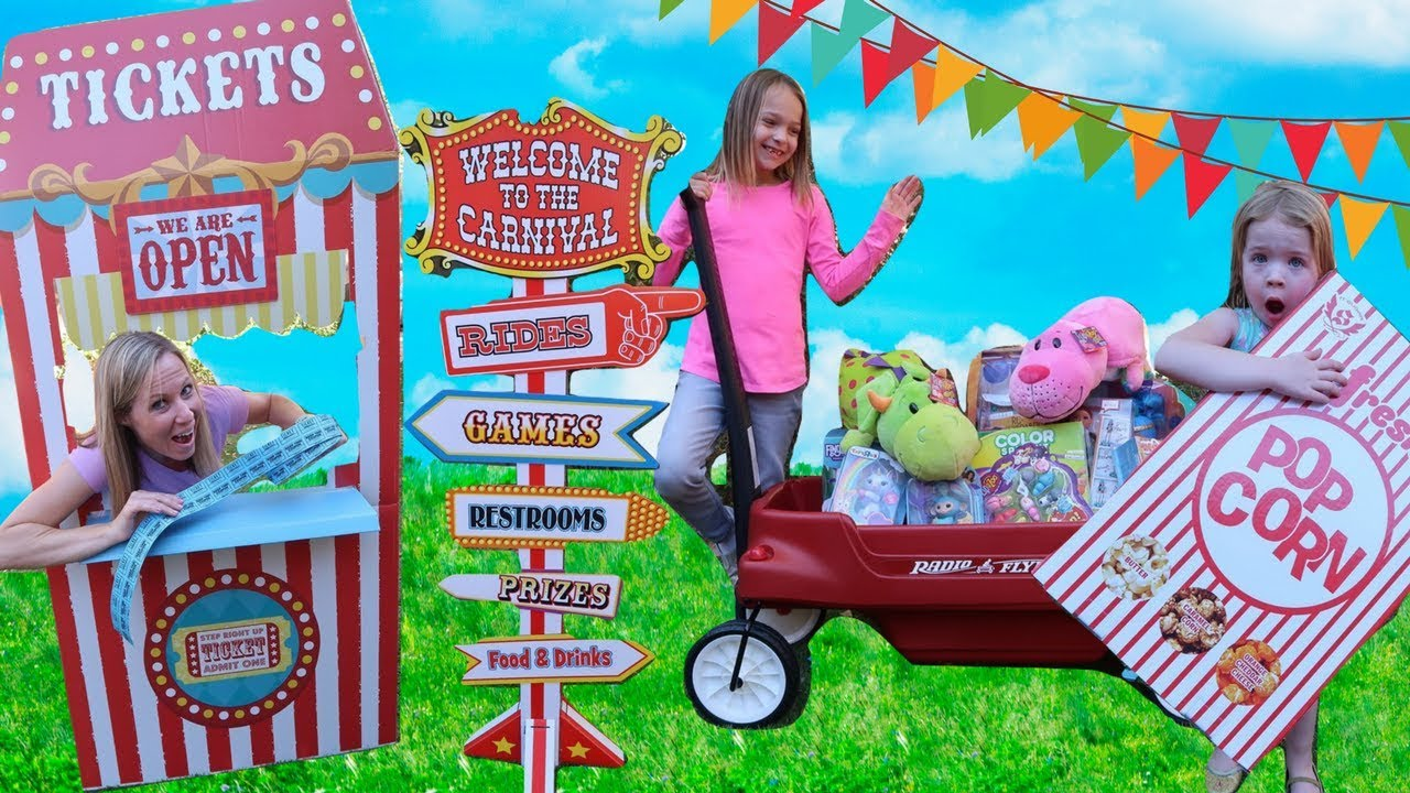Welcome to the Super Cool Toy Carnival - YouTube