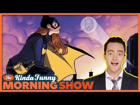 Will DC Ever Get It Right? (w/Mark Ellis) - The Kinda Funny Morning Show 02.23.18