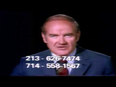 1974  Answer America  Fund Raiser.......