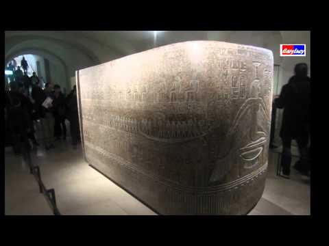 Musée du Louvre  Antiquités égyptiennes PARIS 2011