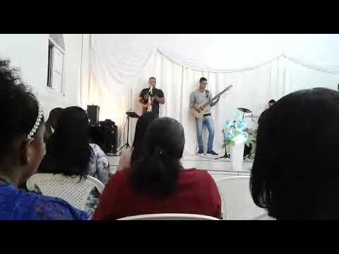 Culto na igreja o Brasil para Cristo em Jaguaquara Bahia.