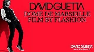 DAVID GUETTA - DÔME DE MARSEILLE