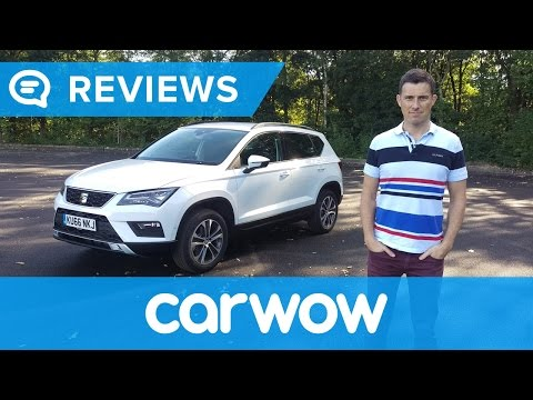 SEAT Ateca 2017 SUV review | Mat Watson Reviews