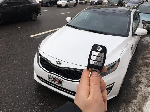 Обзор купленного автомобиля из Грузии Kia Optima 2015 год 2.4л.