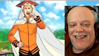 "REACTION VIDEOS | Swagkage's ""Ranking The Hokage"" - REALLY Fun, Informative List!"