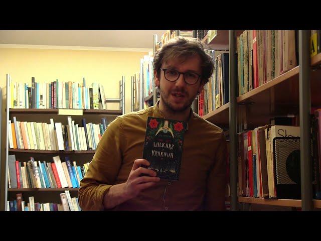 Propozycja książkowa na Tydzień Bibliotek - Lalkarz z Krakowa R.M. Romero
