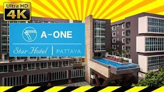 A-One Star Hotel Pattaya Thailand DJI Osmo 4K