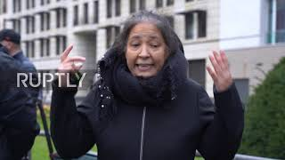 Germany: Berlin mourners pay homage to murdered French teacher Samuel Paty