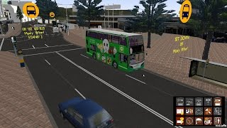 OMSI 2 Manly ACT ONE Route 159 Gameplay