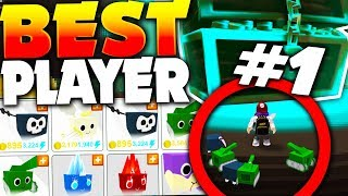WORLDS BEST PLAYER SHOWS SECRET TIPS! - Roblox Pet Simulator