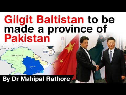 Pakistan to make Gilgit Baltistan its 5th province - Why Chi