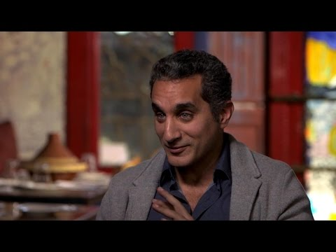 Bassem Youssef Loves Taylor Swift