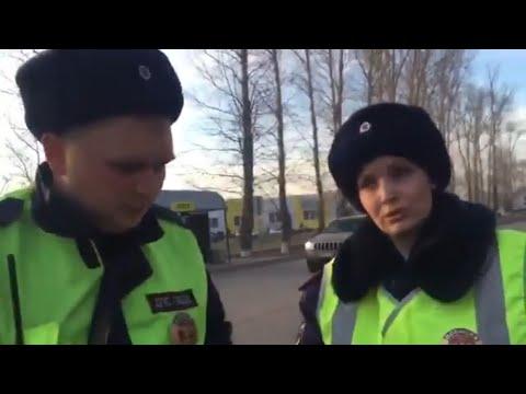 Начальник полиции и ГИБДД г.Лысково