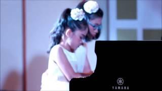 Yamaha Thailand Music Festival 2016 รอบคัดเลือก KwanPIN PIZZICATO POLKA PIANO DUET