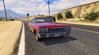 Short Film | Chevrolet Impala | GTA 5