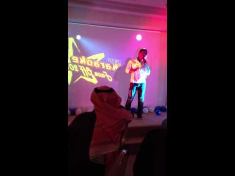 Kentz Karaoke Face Off 2012 - Champion