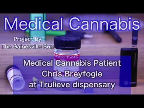 Marine veteran gets first look at cannabis products - News