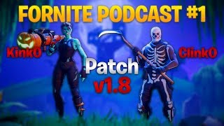 BEST FREE-TO-PLAY Game EVER? (Fortnite Podcast) Episode 1