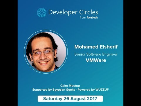 What is Information Security? | FB Developer Circles & Egyptian Geeks Meetup