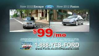 Ford Lincoln of Queens - John Starks Grand Re-Opening Event!