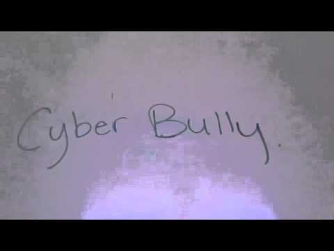 Don't Be A Cyber Bully - Digital Citizenship