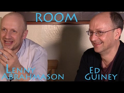 DP30: Room, Lenny Abrahamson and producer Ed Guiney
