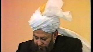 Urdu Khutba Juma on February 15, 1991 by Hazrat Mirza Tahir Ahmad