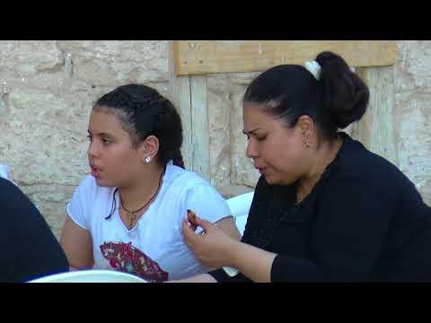 آلاف الأقباط يشاركون في احتفالات العذراء  - 19:23-2018 / 8 / 12