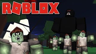ROBLOX-PROTECT YOUR FACTORY from the ZOMBIE APOCALYPSE (Blood Moon Tycoon)