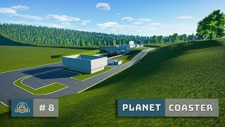 Planet Coaster: Ep. 8: Rebuild: Security And Starting The Road Maintenance Depot