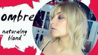 SOMBRE - OMBRE jak zrobić? ❤  farbowanie włosów - przyciemnianie włosów rozjaśnianych ThePinkRook