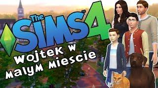 The Sims 4: Wojtek w Małym Mieście #73 Wypad z Madzią do SPA!   60 FPS   gameplay   PL  