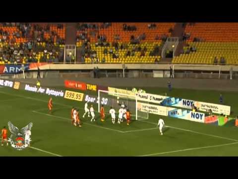 ЧМ - 2014. 10/9/2013. Квалификация| Армения-Дания полный обзор матча