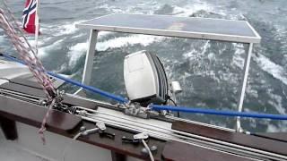 Edel 35 catamaran 1989