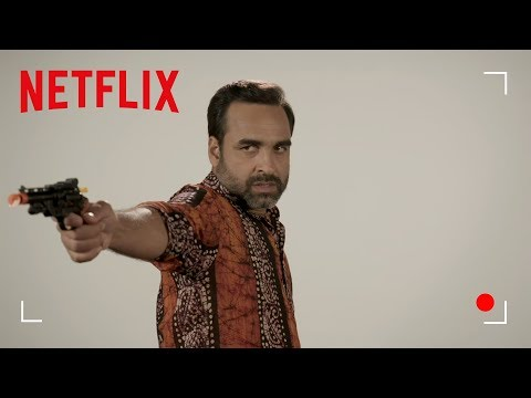 Pankaj Tripathi Leaked Audition Tape for Sacred Games | Netflix