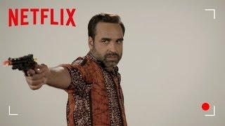 Pankaj Tripathi Leaked Audition Tape For Sacred Games   Netflix