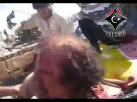 La ONU pidió una investigación para esclarecer la muerte de Muammar Gaddafi