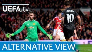 Coutinho goal for Liverpool v Manchester United from every angle