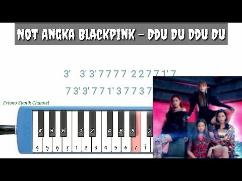 Not Pianika BLACKPINK - 뚜두뚜두 (DDU-DU DDU-DU)