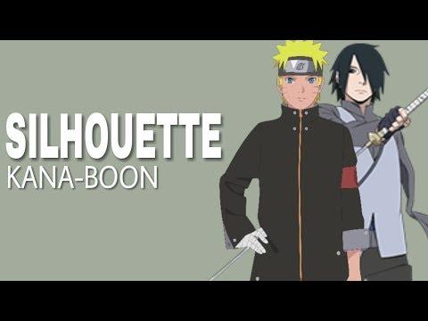 Lirik lagu silhouette ost. Naruto