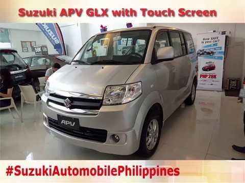 Suzuki APV 2019 Price list (DP & Monthly) & Promo Philippines